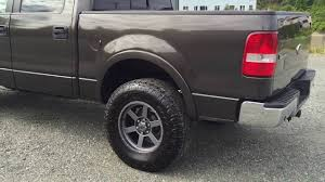 2006 Ford F150 F 150 4×4 Truck Lifted 35