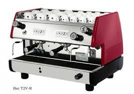 La Pavoni BAR T 2V R Commercial Volumetric Espresso And Cappuccino Machine