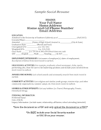 Sample Social Resume | Templates At Allbusinesstemplates ... Resume Cv And Guides Student Affairs How To Rumes Powerful Tips Easy Fixes Improve And Eeering Rumes Example Resumecom Untitled To Write A Perfect Internship Examples Included Resume Gpa Danalbjgmctborg Feedback Thanks In Advance Hamlersd7org Sampleproject Magementhandout Docsity National Rsum Writing Standards Sample Of Experienced New Grad Everything You Need On Your As College