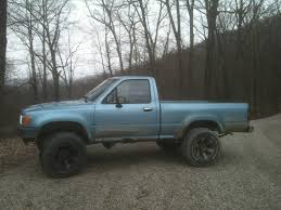 My '89 Toyota Pickup. Going To Be A Little Bit Of A 'project