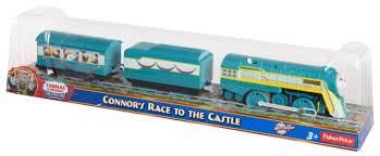 Tidmouth Sheds Trackmaster Toys R Us by Image Trackmaster Fisher Price Connor U0027sracetothecastlebox Jpg