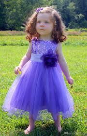 2015 kids wedding dresses pageant party dresses baby