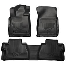 Husky Liners 99581 Tundra Front And Rear Floor Liner WeatherBeater ...