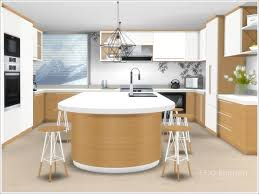 A Set Of Furniture And Decor For The Kitchen In Eco Style Found