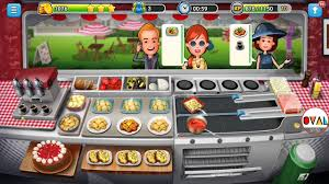 100 Food Truck Games Chef Level 26 To 27 Pasta Street OVAL PEGI 3 Genre