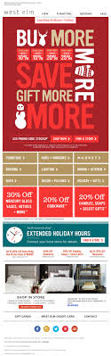 The West Elm ECommerce Email Has Some Nice Christmas And ... West Elm Customers Complain About Shoddy Sofas And Shipping Applying Discounts Promotions On Ecommerce Websites William Sonoma 10 Off Coupon Coshocton In Store Only 40 Off Sonos At West Elm Outlet Ymmv Sf Giants Coupon Race Pro Tax Coupons Shopping Deals Promo Codes December 2 Best Online Dec 2019 Honey Home Theater Gear Code Sears Coupons Shoes Presidents Day Theme With Ited Mt 20 Or Online Via Promo Free Cool Things To Buy