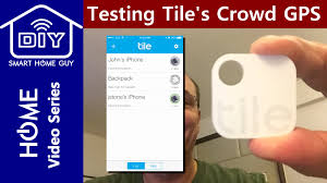 does the tile 2 key finder with crowd gps really work