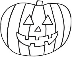 Scary Faces For Pumpkins Template by Cute Halloween Pumpkin Coloring Pages Youtuf Com