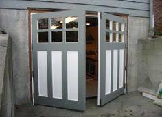Bifolding outswing garage doors unique reddoors