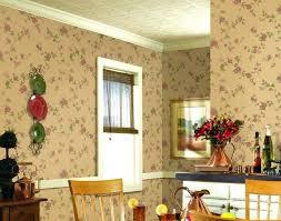 Best Wallpaper For Dining Room Designs Flowers Mural Relational Pattern