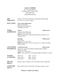 Sample Nanny Resume Archaicawful Professional Babysitter Example