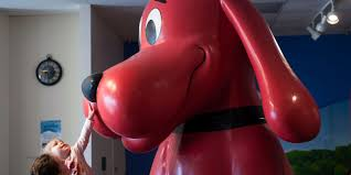 Cliffords Halloween Norman Bridwell by Clifford The Big Red Dog Comes To Impression 5 In Lansing