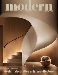 100 Modern Interior Design Magazine Decorative Arts Architecture Art S