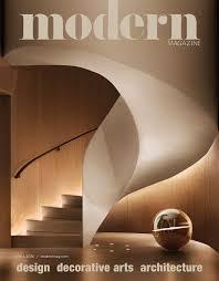 100 Modern Interior Design Magazine Decorative Arts Architecture Art Decor