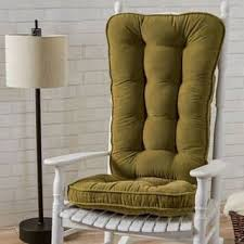 Rocking Chair Cushion Sets Uk by Chair Cushions U0026 Pads For Less Overstock Com