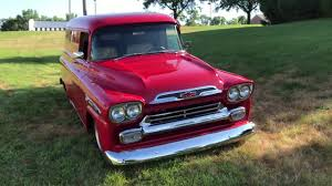 1959 Chevrolet Apache 3100 Panel Truck - YouTube Tci Eeering 51959 Chevy Truck Suspension 4link Leaf Customer Gallery 1955 To 1959 Trucks History 1918 Chevrolet Apache 3100 Stock 139365 For Sale Near Columbus Oh Retyrd Photo Image Classic Cars Sale Michigan Muscle Old Amazoncom Custom Autosound Stereo Compatible With 1949 Chevygmc Pickup Brothers Parts 4x4 Rust Free Panel Very Cool Project Gmc Rat Rod 1958 Shortbed Stepsides Only Pinterest Chevy Chevrolet Station Wagon Rare 164 Scale Diorama Diecast One Fine 59