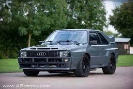 Audi Quattro Fantastic cars Pinterest