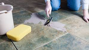 grout sealing necessary after installing new tile