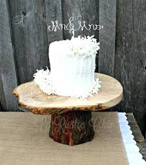 Rustic Wedding Cake Stand Topper Wire And S Like This Item Wooden