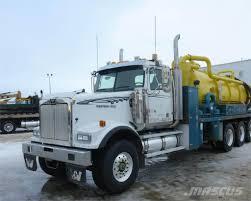 100 Vacuum Trucks Used Western Star 4900FA Combi Vacuum Trucks Year 2006 Price US