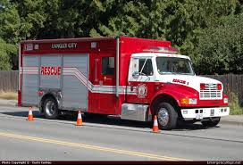 Rescue Fire Truck - Truck Pictures