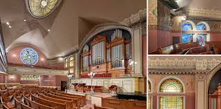100 Church Interior Design The First Of Christ Scientist In Boston Restored