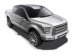 Ford Atlas Concept Design Sketch | Industrialdesign