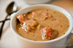 Recipe For Southern Chicken And Corn Chowder This