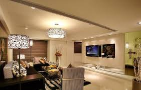 modern living room light fixtures interior design