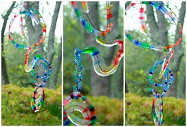 Melted Bead Crafts For Kids