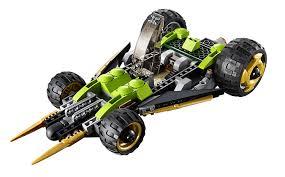 100 Fangpyre Truck Ambush Amazoncom LEGO Ninjago Coles Tread Assault 9444 Toys Games