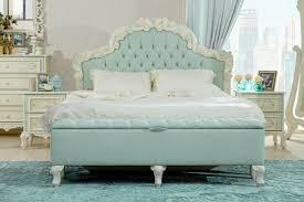 neu klassisches schlafzimmer lia italien barock beige türkis italienisch set