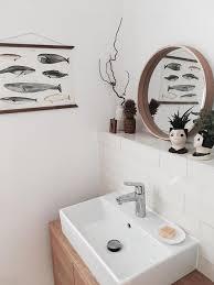 wale im gästebad badezimmer hygge bad vintage s