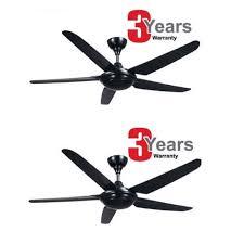 Panasonic Ceiling Fan 56 Inch by Kronos Deka 56 Inch Ceiling Fan With Remote Control F5 P 5 Blade