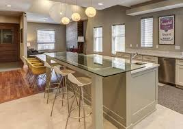 100 Kitchen Glass Countertop 12 TopRated Materials To Select From