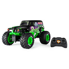 100 Hobby Lobby Rc Trucks Monster Jam Official Grave Digger RC Truck Scale 24GHz Products