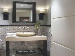 Half Bath Designs Ideas Warm Bathroom Or Powder Room HGTV With ... 59 Phomenal Powder Room Ideas Half Bath Designs Home Interior Exterior Charming Small Bathroom 4 Ft Design Unique Cversion Gutted X 6 Foot Tiny Fresh Groovy Half Bathroom Ideas Also With A Designs For Small Bathrooms Wascoting And Tiling A Hgtv Pertaing To 41 Cool You Should See In 2019 Verb White Glass Tile Backsplash Cheap 37 Latest Diy Homyfeed Rustic Macyclingcom Warm Or Hgtv With