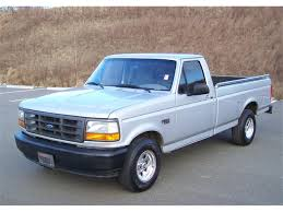 1996 Ford F150 For Sale | ClassicCars.com | CC-1060770