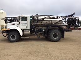 100 Fertilizer Truck CPS Real Estate Equipment Auction The Wendt Group