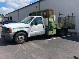 100 Rowe Truck Equipment F350 Landscape S For Sale