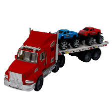 Cheap Toy Semi Trailers, Find Toy Semi Trailers Deals On Line At ... Truck Trailer Toy First Gear Peterbilt 351 Day Cab With Dual Dump Trailers Farmer Farm Tractor And Kids Set Onle4bargains 164 Scale Model Truckisuzu Metal Diecast Trucks Semi Hauler Kenworth And Mack Unboxing Big 116 367 W Lowboy By Horse Hay Biguntryfarmtoyscom Bayer Equipment Custom Bodies Boxes Beds Amazoncom Daron Ups Die Cast 2 Toys Games A Camping Pickup