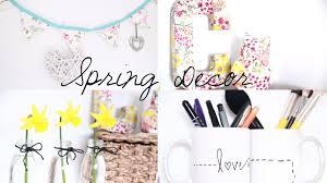 DIY Spring Room Decor Inspiration