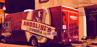 100 Food Trucks Tulsa Andolinis Pizzeria Truck
