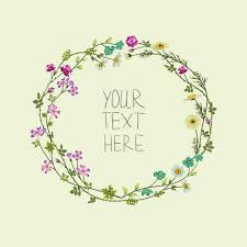 Beautiful Flower Frames With Vintage Background 02 Vector Is Free That You Can Download