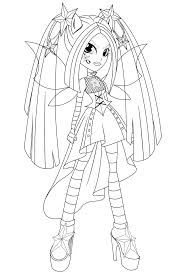 Gigantic My Little Pony Equestria Girl Coloring Pages Girls Colorings World