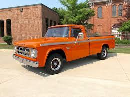 100 1968 Dodge Truck 100 Showdown Auto Sales Drive Your Dream