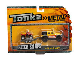100 Tonka Fire Rescue Truck Die Cast Hitchem Ups Big R Big R Stores