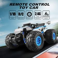 100 Bigfoot Monster Truck Toys 118 RC OffRoad Vehicle Car Remote Control Big Foot