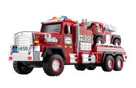 1970-71 Hess Toy Fire Truck, – Best Truck Resource