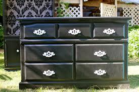 Dresser Methven Funeral Home by Best 25 Black Distressed Dresser Ideas Only On Pinterest Black